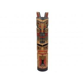 Máscara Águia Totem Canadense 100cm