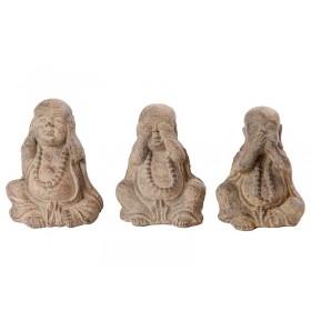 Trio de Monges da Sabedoria