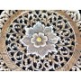 Mandala em Pedra com Lótus