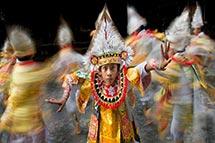 Dança Oriental Bali