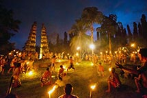 Artes Cênicas Bali