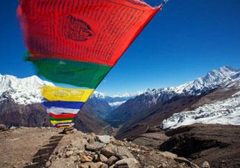 Bandeiras Tibetanas