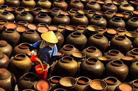 Arte do Vietnã