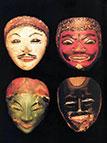 Máscara África