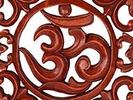 Símbolo OM Mandala