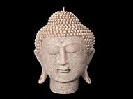 Vela Buda Decorativa